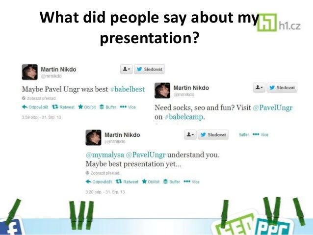 Don't Google it. Social It! Slide 2