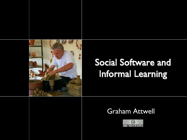 Social Software and Informal Learning Graham Attwell