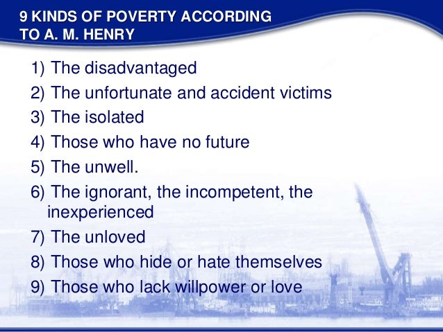 Social Problems Affecting Society