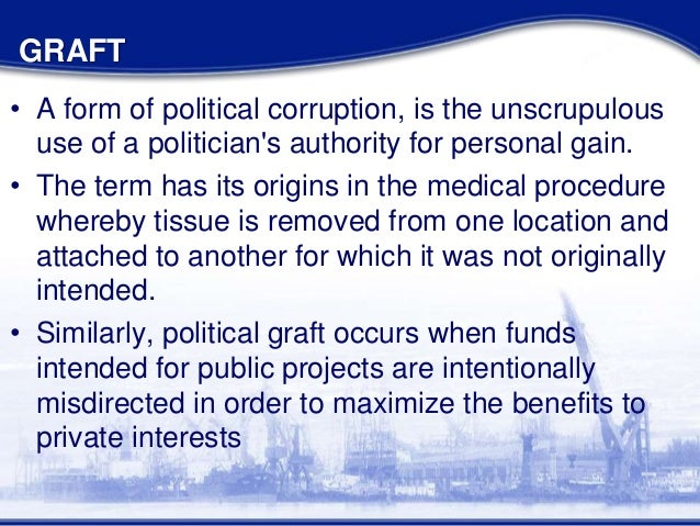 term paper on graft and corruption in the philippines What are the causes and effects of corruption a:  corruption can have some short-term positive effects,  paper and forest products.
