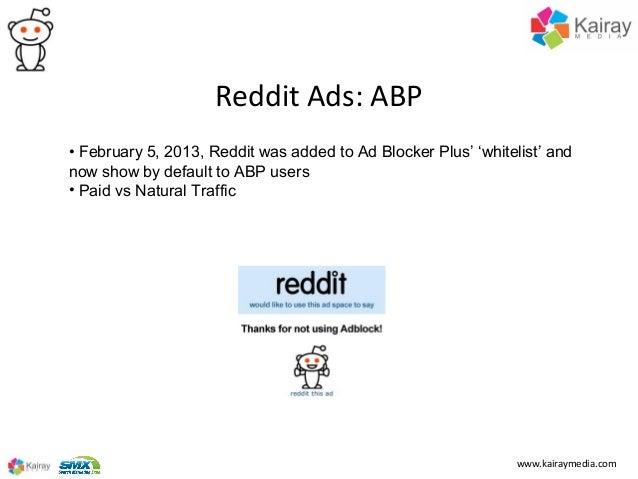 Reddit & StumbleUpon Ads - SMX West 2013