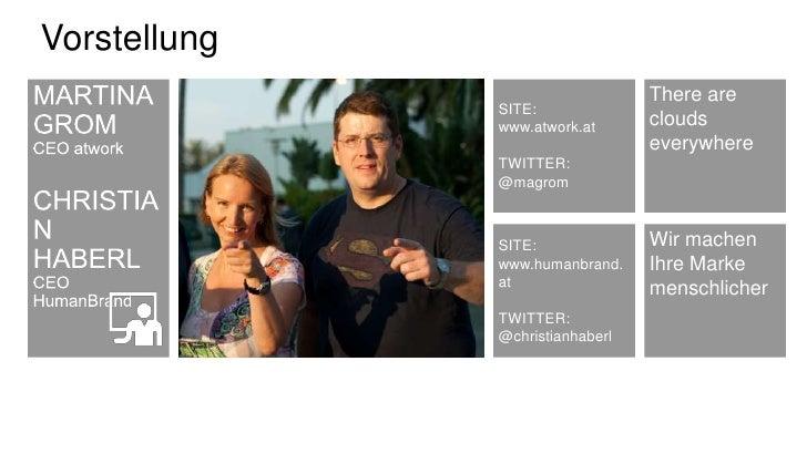 Social advertising Slide 2