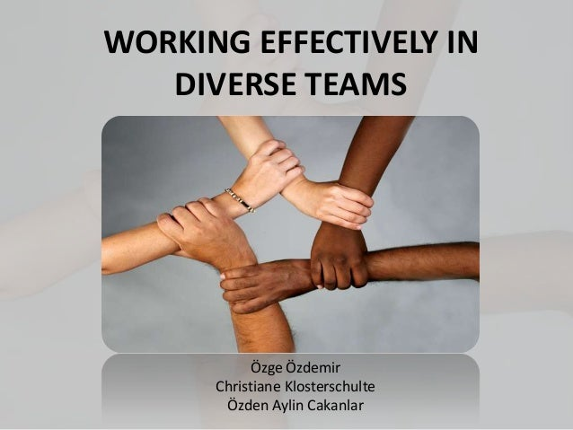 working effectively as a team Are you about to switch to 'new ways of working together' or has your journey  already started and do you see connections within the team deteriorate.