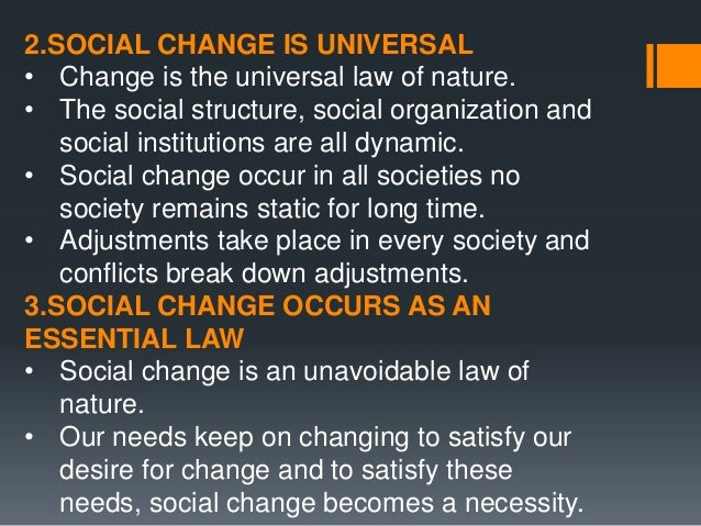 social and cultural continuity and change The humanities: culture, continuity and change, culture, continuity and change, now in a third edition britain and the design of social reform.