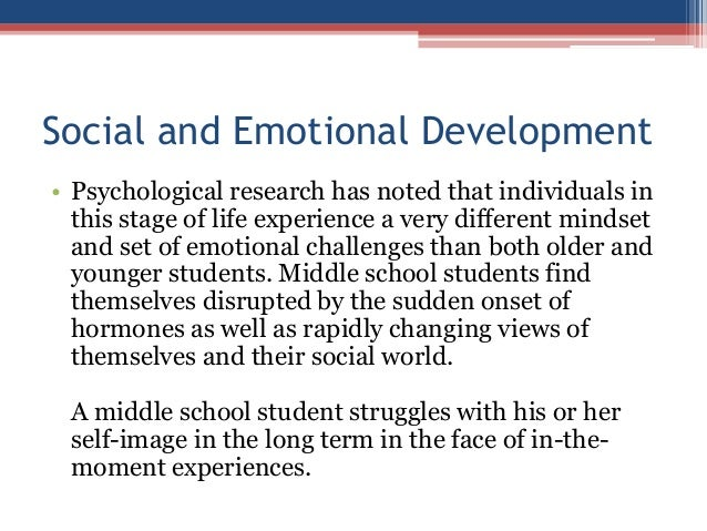 social development in the middle age Middle age and the effect of childhood socio-economic status on middle age  social engagement: results from the national child development study.
