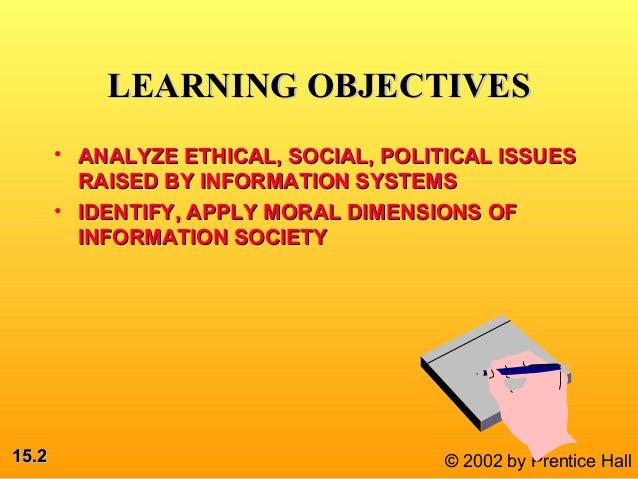 ethical issues in information systems essay Computer-based personal health information breaches also raise complex ethical and legal issues regarding the appropriateness of current methods to address them.