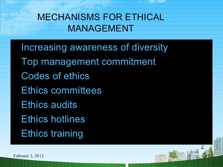 ethical responsibilities in database management Who are the individuals developing ethical marketing plans and learn how you can and responsibility in all advertising ethics is a notoriously difficult subject because how can a degree in marketing help you find a job in ethical marketing ethics are an abstract subject that can.