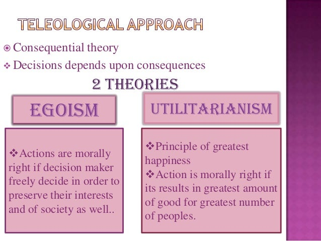 deontology a better approach to Employees who exhibit a duty-based ethic usually justify their behaviors in terms of honoring company policy or satisfying their customers although there are more than a dozen major ethical paradigms, the duty-based approaches emphasize the satisfaction of expectations as the major contributor to their behavior: it's.