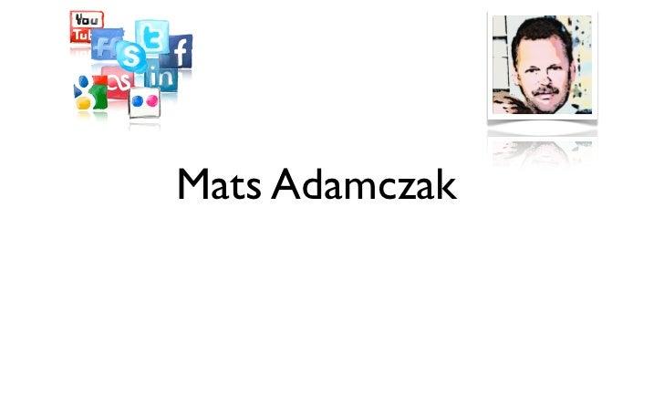 Mats Adamczak