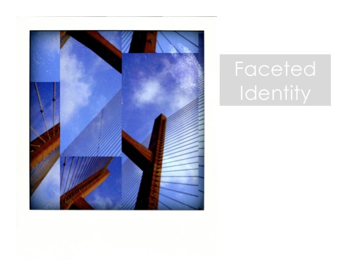 Faceted Identity