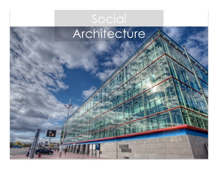 SocialArchitecture