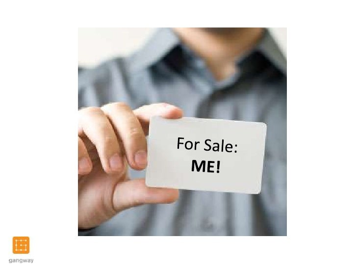 For Sale: <br />ME!<br />