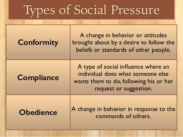 social influences and behavior Social influences are any things that can change or affect a person's behavior, thoughts, or feelings common social influences.