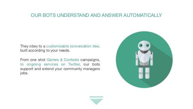 Social bots - General presentation Slide 3
