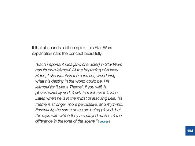 """If that all sounds a bit complex,this Star Wars explanationnails the concept beautifully: """"Each important idea [and char..."""