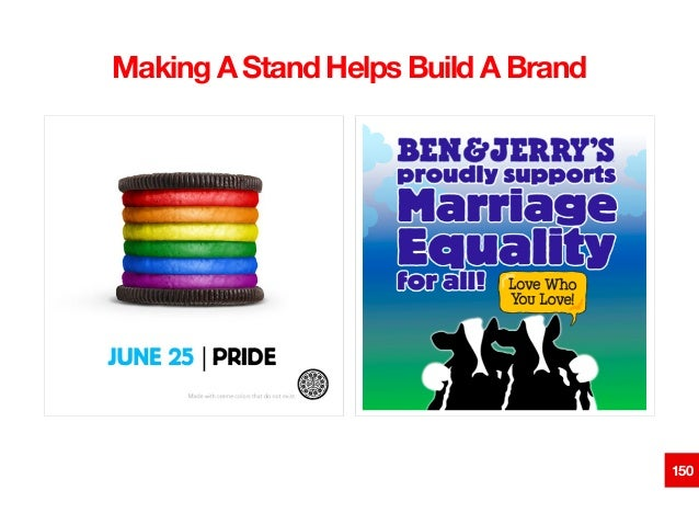 150 Making A Stand Helps Build A Brand!