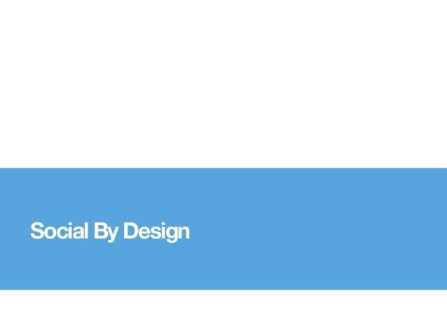 Social By Design