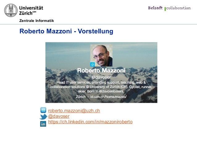 Social Business - Geschäften mit Social Media (informatiktage.ch) Slide 3