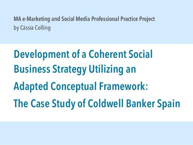 case analysis of the human enterprise On jun 1, 2017 shaji kurian published: case analysis i: dharavi market: linking social enterprise into the e-commerce industry.
