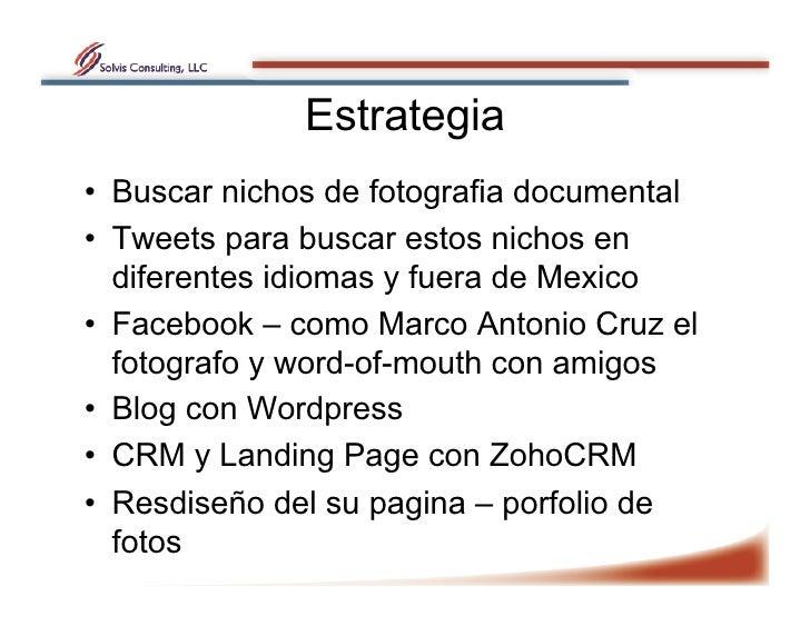 OTROS EJEMPLOS DE SOCIAL MEDIA Y CRM