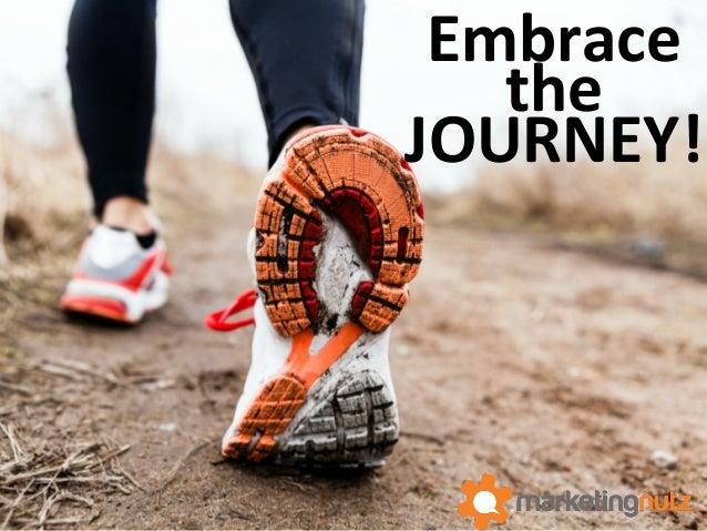 Embrace     the   JOURNEY!