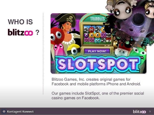 Slotspot casino on facebook oasas gambling