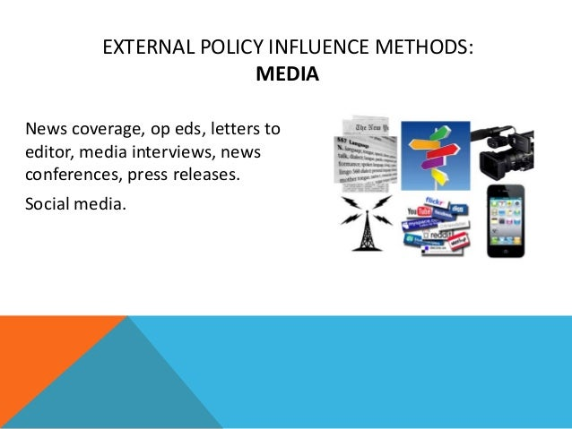 influences about ethnical policy
