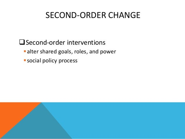 a history of social policy changes Social policy and human services social economy in generating high quality services and what can be done to further their contribution to progressive social policies policy change is targeted at the state and federal level and focuses on human rights and equal opportunity.