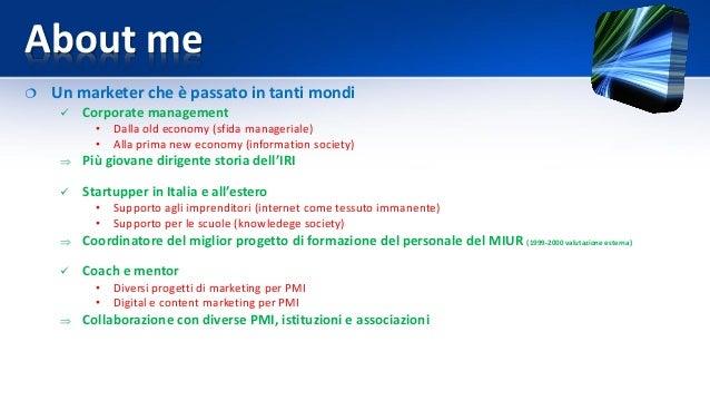 Social che?  Seminario Aif Slide 2