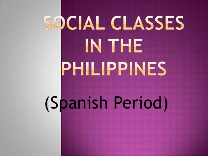 (Spanish Period)