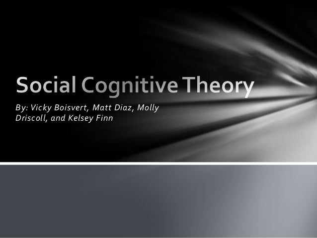 behavioral social cognitive views of We study fundamental aspects related to processes surrounding human  motivation, communication and behaviour, from a social cognitive perspective.
