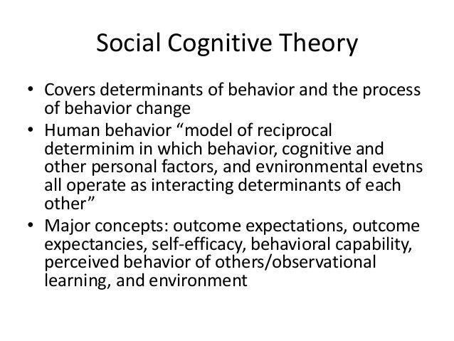 cognitive cognitive behavioral and reality theory Cognitive behavior therapy is based on a cognitive theory of psychopathology the cognitive model describes how people's perceptions of, or spontaneous thoughts about, situations influence their emotional, behavioral (and often physiological) reactions.