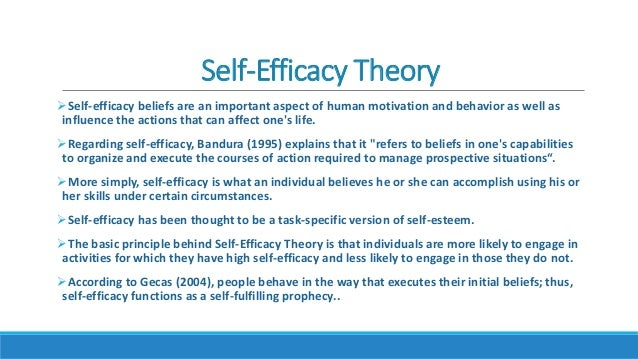 social cognitive theory and low self esteem Self-esteem and cognitive development in the era of the childhood obesity epidemic  and cognitive development  for low self-esteem and add to the.