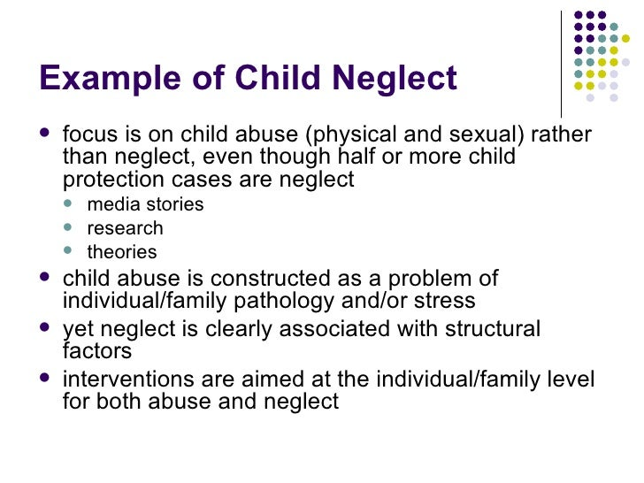 research papers child abuse neglect One of the major problems which faces societies in our days is child abuse and neglect child abuse essay: consequences of child their research papers.