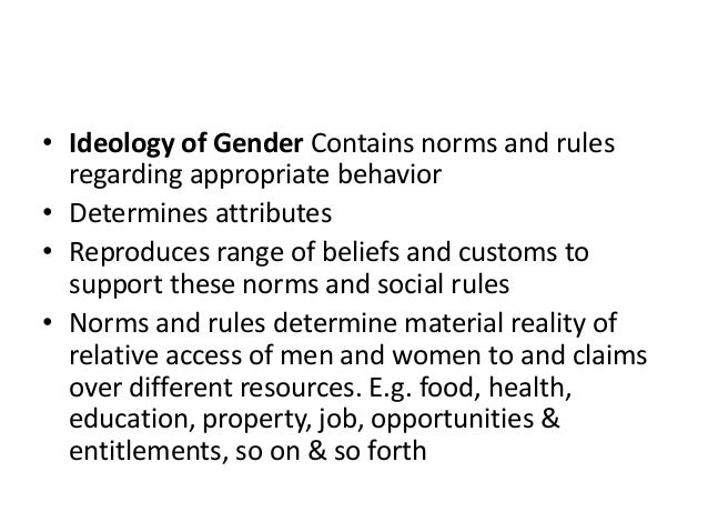 essays on social construction of gender Gender like social class and race can be used to socially categorize people the social construction of gender could be further been seen by the way.