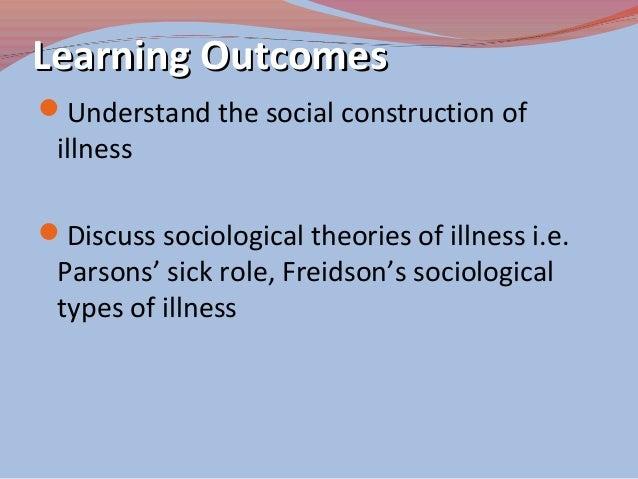Social Construction of HealthSocial Construction of Health Whatcountsashealthandillnessvariesbetween individuals,socialgr...