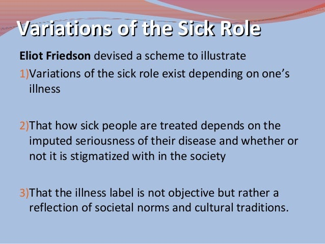 Which diseases are the most stigmatized? Which are the least? Is this different in different cultures or social classes?