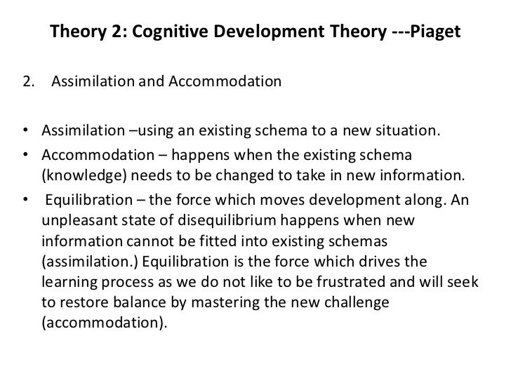social constructivism cognitive development theory <br > 14 theory 2 cognitive development