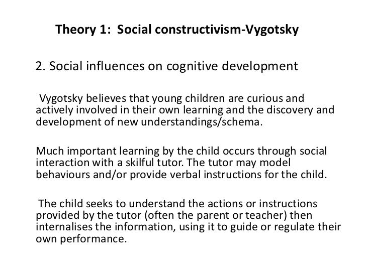 lee vygotskys theory of learning essay Historical foundations of reggio emilia theory education essay  lee vygotsky believed in the connexion between civilization and development and jean piaget.