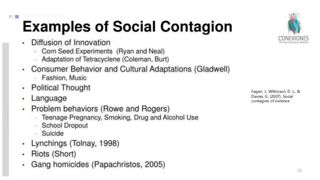 Social Contagion How Brains Connect To Improve Learning By Tracey To