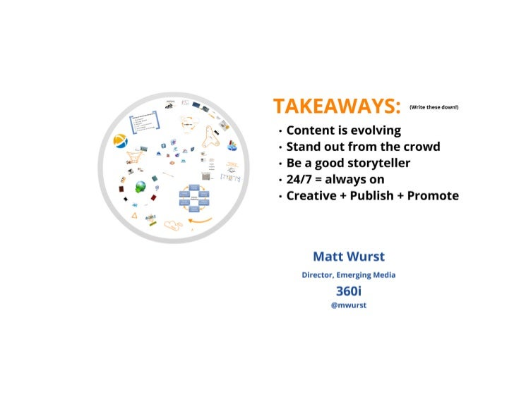 Social Content: Marketing in a Digital Age