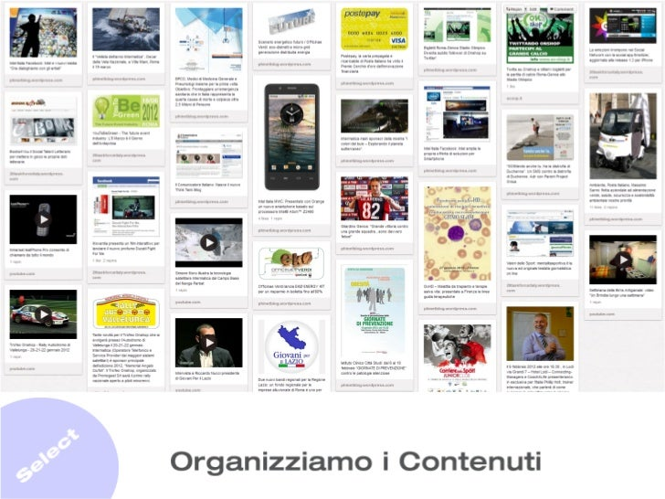 Social Content Curation