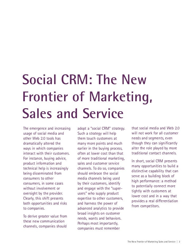 services marketing crm and the music This essay example has been submitted by a student we can customize it or write a better one on your topic order now introduction not many industries have seen such a dramatic change and.