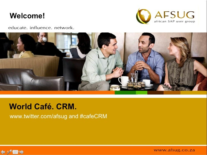 CRM 2.0!The customer really is King.!