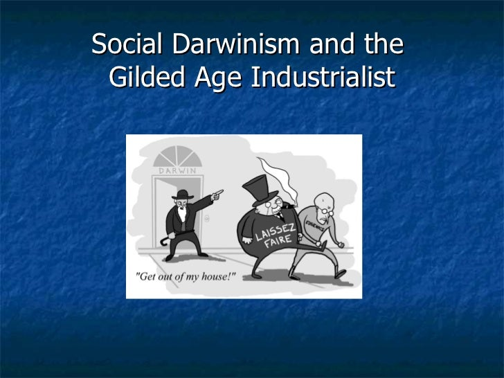 what is social darwinism essay