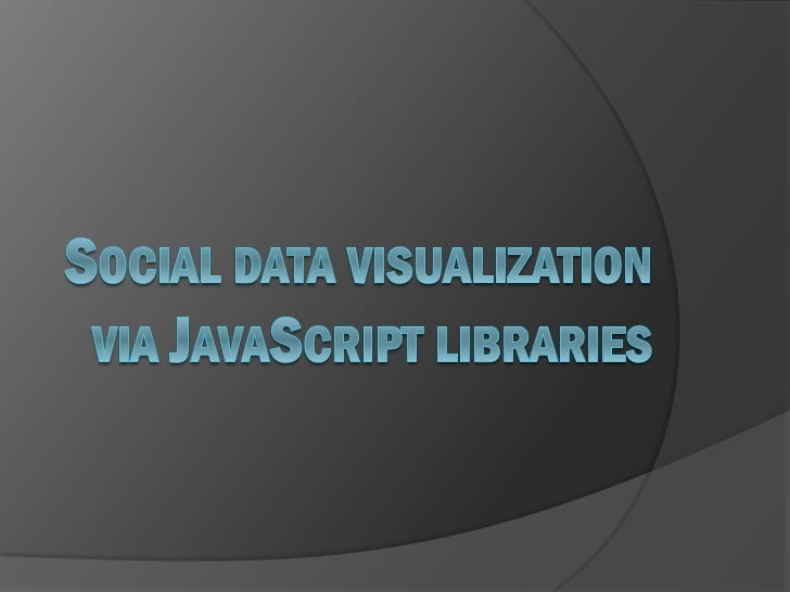 About data visualization Datavisualization is the science of visual representation of data.