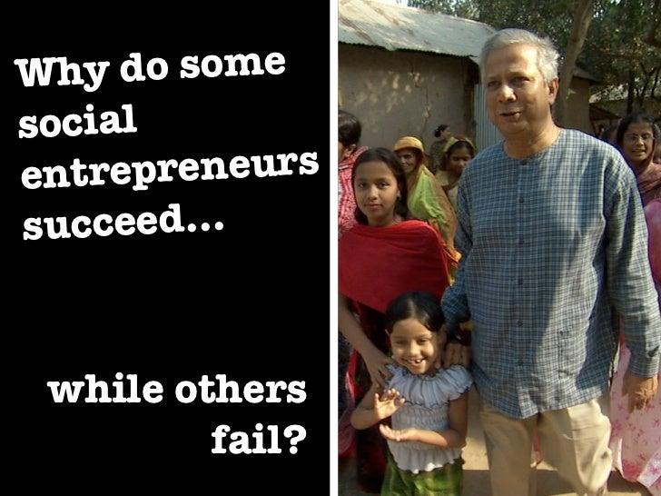 Six Habits of SOCIAL Entrepreneurs Slide 2