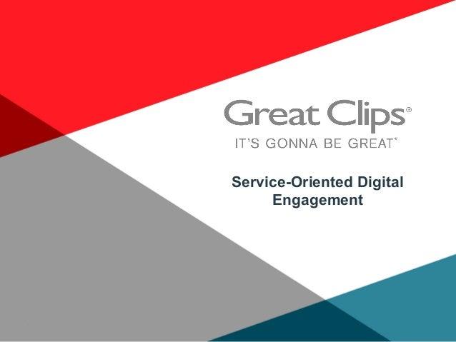 Service-Oriented DigitalEngagement1
