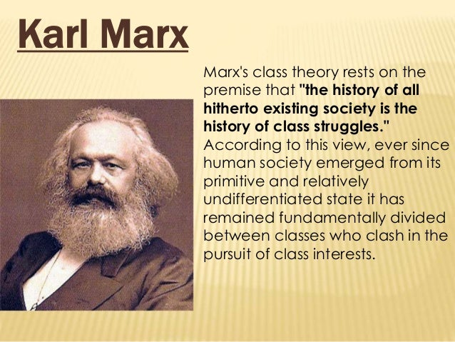 a history of all hitherto societies has been the class struggles Class struggle, simply put is the tension or antagonism which exists in society due to competing socioeconomic interests and desires between people of different classes.