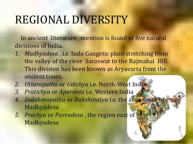 RELIGIOUS DIVERSITY India is the home of many religious . Indian society is multi –religious . According to the Census of ...